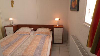 slaapkamer zomerhuis