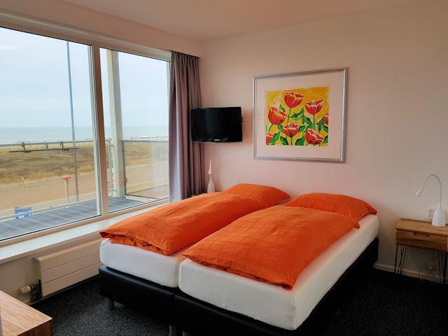 2-persoonskamer in Bed&Breakfast Seahorse